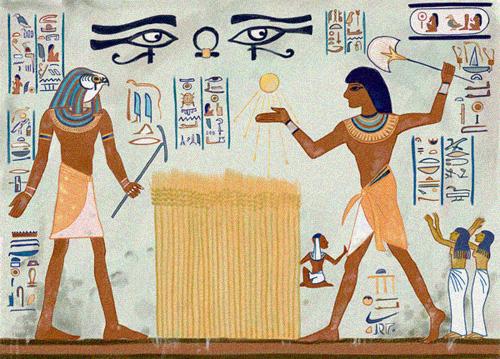 Egypte Sennejem Miblog